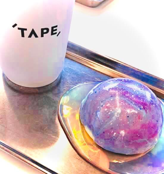 cafetape(カフェテープ)のいちごクリームチーズケーキ