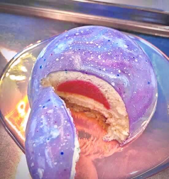 韓国のcafetape(カフェテープ) いちごクリームチーズ