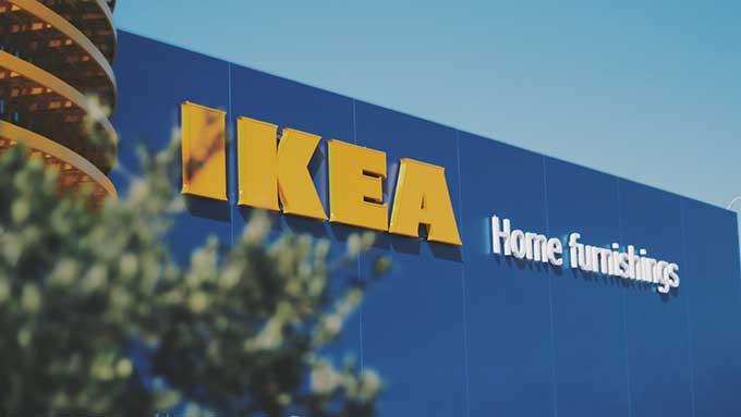 IKEA(イケア)で韓国インテリア購入